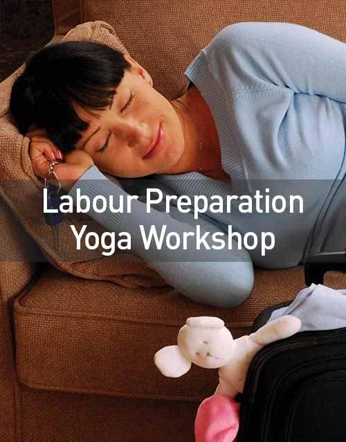Labour Preparation Yoga Workshop