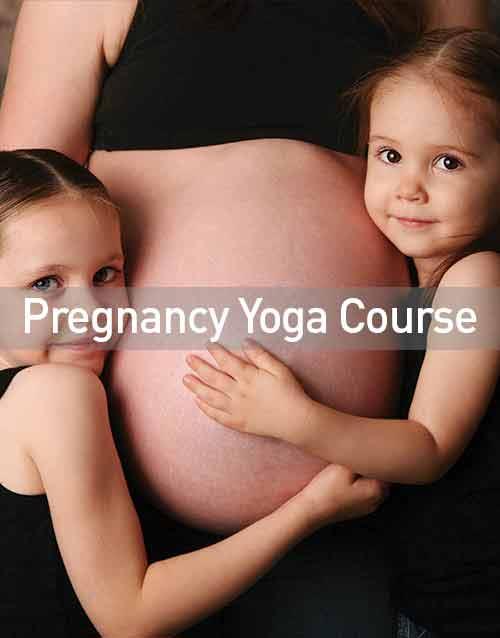 Pregnancy Yoga Course
