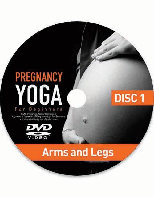 Pregnancy Yoga For Beginners DVD Boxset