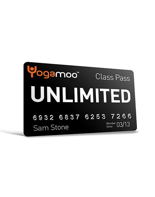Unlimited Yoga Pass