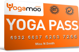 Monthly Yoga Pass