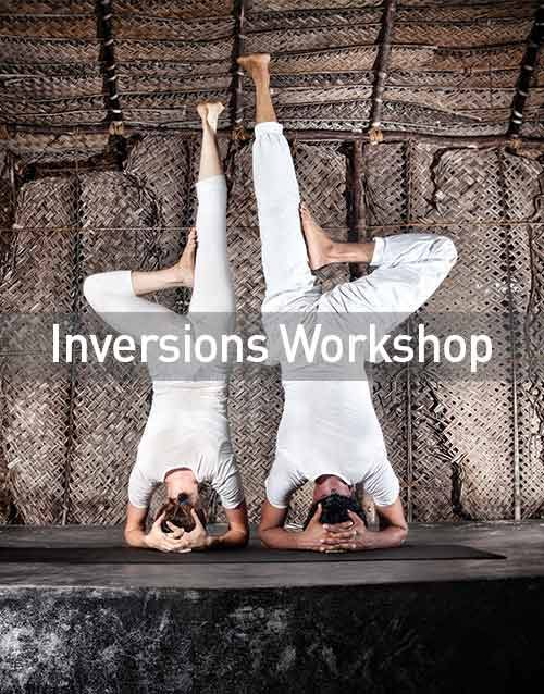 Inversions Workshop