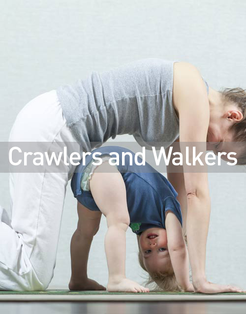 Crawlers and Walkers