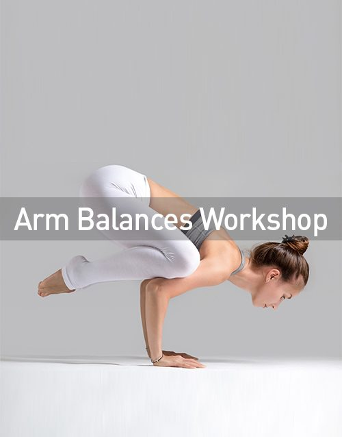 Arm Balances Workshop