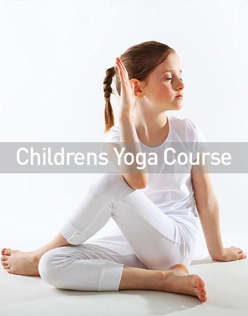 Childrens Yoga Course