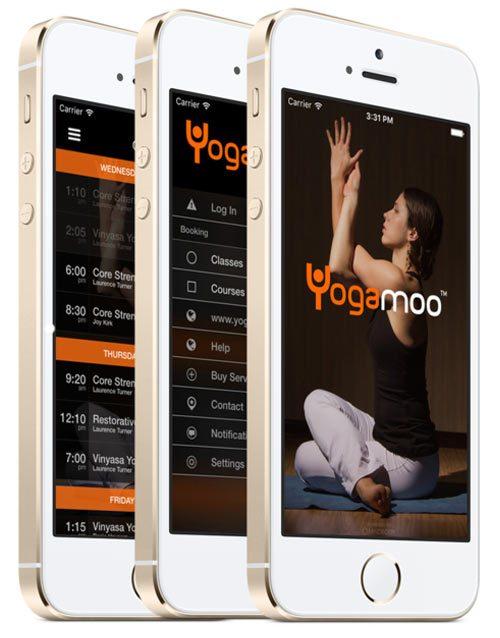 Yogamoo App