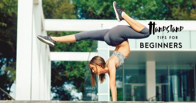 5 Tips For Beginner Handstand Success!