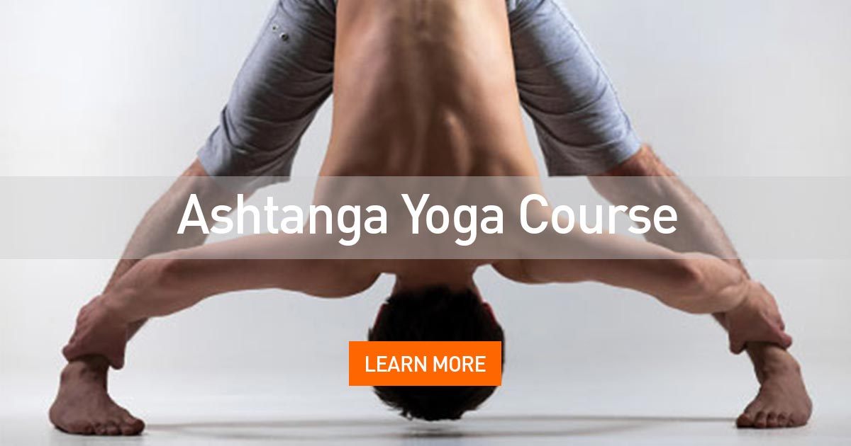 AshtangaYoga Course