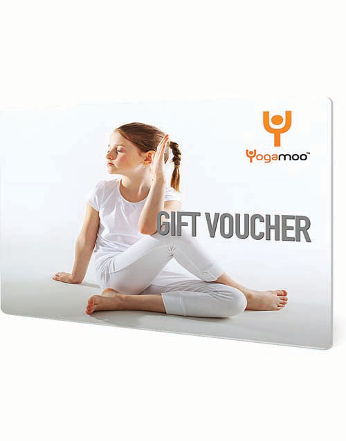 Childrens Yoga Gift Voucher