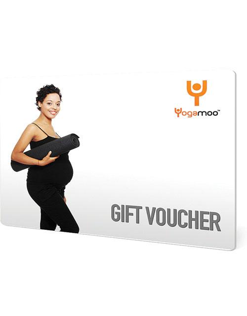 Pregnancy Yoga Gift Voucher