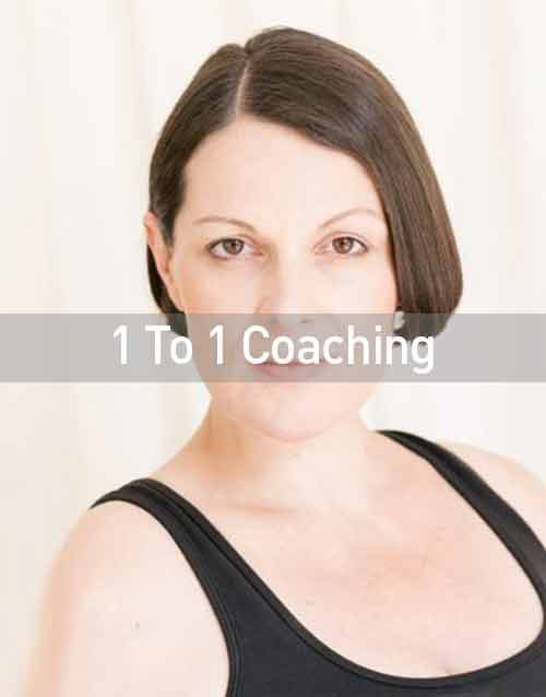 1 TO 1 COACHING