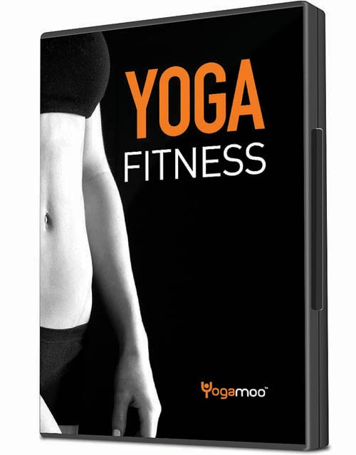 Yoga Fitness Boxset DVD