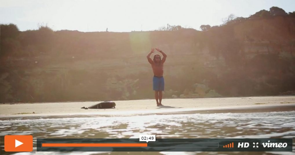 The Yoga Surfer – From Lawyer to Yogi VIDEO