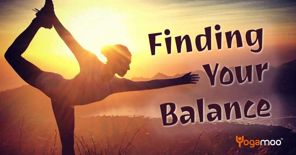 Finding Your Yoga Balance
