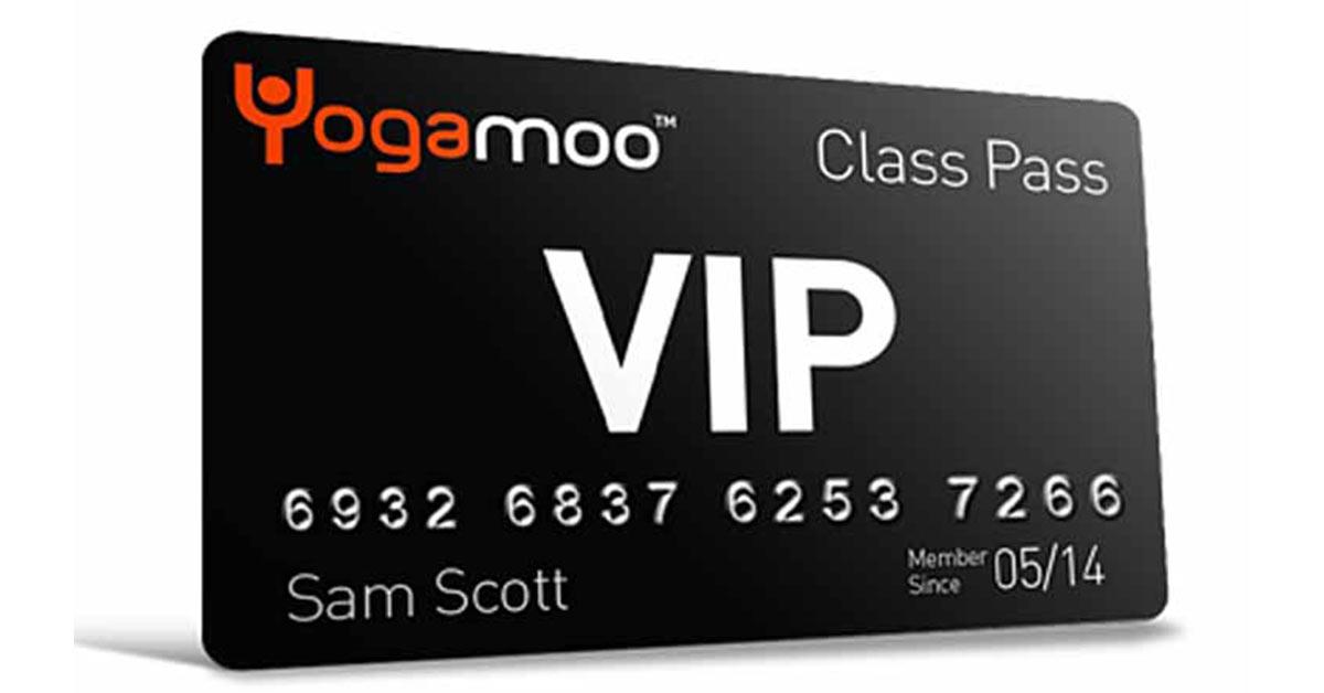VIP Class Pass