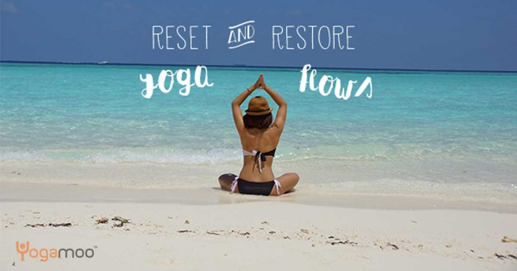 Reset & Restore With These 5 Simple Yoga Flows