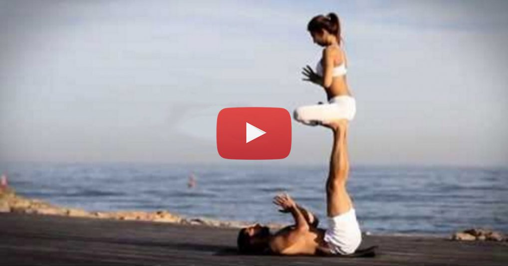 Who Else Wants To Try Acro Yoga