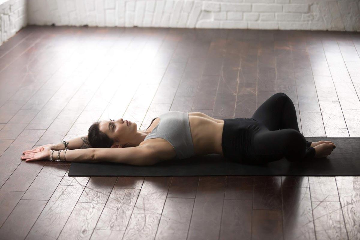 Namaste-in-Bed-Easy-Morning-Yoga-Poses-2