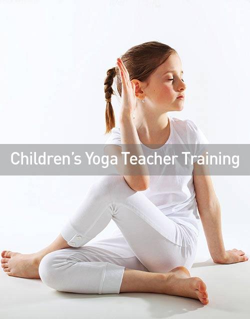 Children's Yoga Teacher Training Course