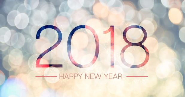 Happy New 2018