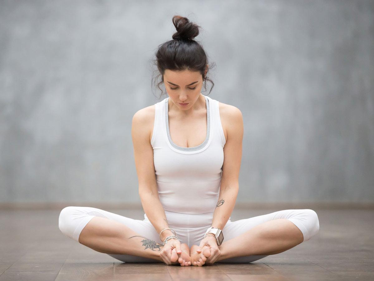 Yoga Straddle Split Preparation Poses1