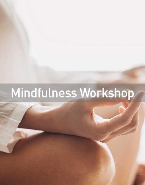 Mindfulness-Workshop