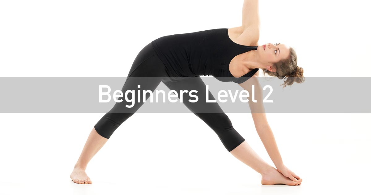 Beginners Level 2 Yoga Course